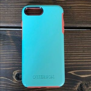 iPhone 7 or 8 plus otter box case